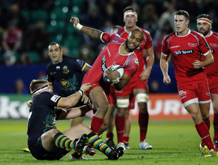 Northampton Saints v Scarlets - European Rugby Champions Cup Pool Three
