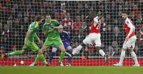 Arsenal v Sunderland - FA Cup Third Round
