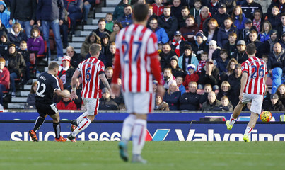 Stoke City v Watford - Barclays Premier League