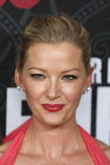 Cast member Gretchen Mol arrives for the season premiere of the HBO series Boardwalk Empire, in New York