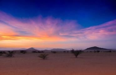 Landschaft am Messum Krater, Erongo, Namibia