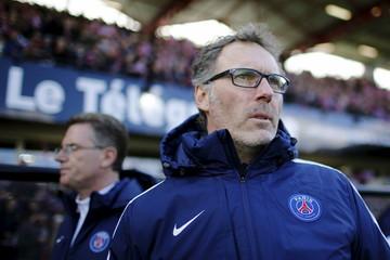 EA Guingamp v Paris St Germain - French Ligue 1 - Roudourou Stadium