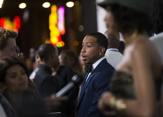 "Rapper Christopher ""Ludacris"" Bridges is interviewed at the 2014 BMI R&B/Hip-Hop Awards at the Pantages Theatre in Hollywood"