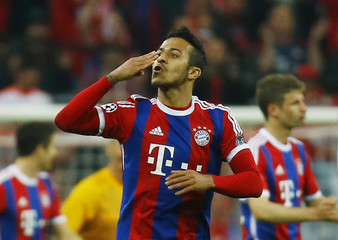 Bayern Munich v Porto - UEFA Champions League Quarter Final Second Leg