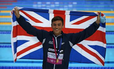 Swimming- European Aquatics Elite Championships- Diving men's platform final
