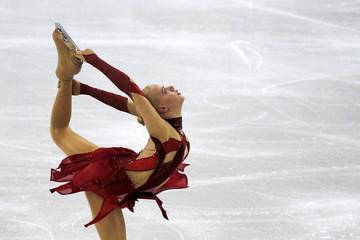 Figure Skating - ISU World Figure Skating Championships - Ladies Short Program - Boston, Massachusetts, United States