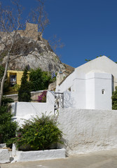 Church of Agios Georgios of the Rock at Anaftioftika