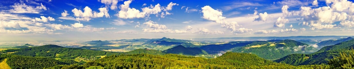 Bohemian Central Highlands