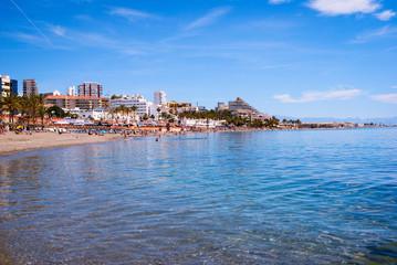 Costa soleada