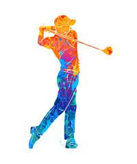 Golf Sport Silhouette