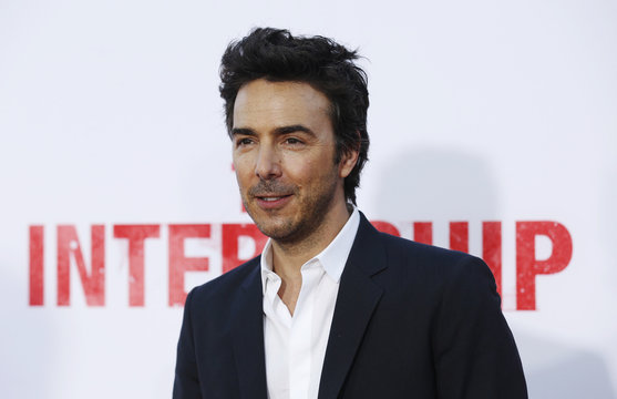 """Movie director Levy poses at the premiere of """"The Internship"""" in Los Angeles"""