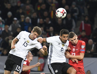 Germany v Czech Republic - 2018 World Cup Qualifying European Zone