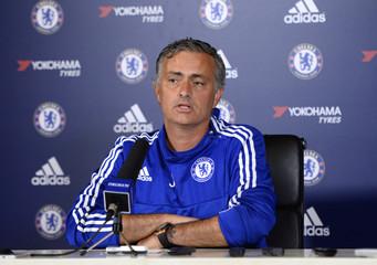 Chelsea - Jose Mourinho Press Conference