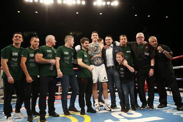 Callum Smith v Hadillah Mohoumadi European Super-Middleweight Title & WBC Super-Middleweight Title Final Eliminator