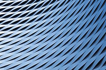 Abstract Metallic Pattern
