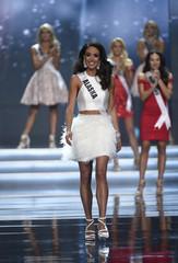 2017 Miss USA  – Las Vegas, Nevada, U.S.
