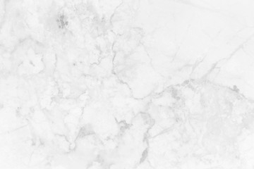 White marble texture, detailed structure of marble in natural patterned for background and design art work.