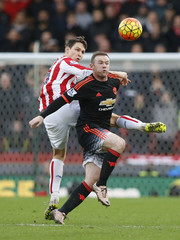 Stoke City v Manchester United - Barclays Premier League