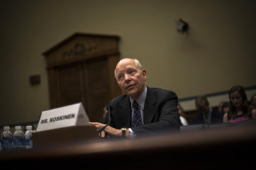 IRS Commissioner John Koskinen testifies before the House Oversight and Government Reform Committee in Washington