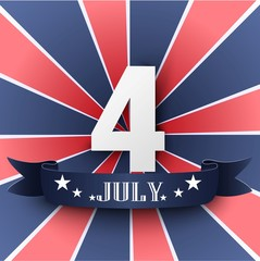 independence day of the usa 4 th july. Happy independence day