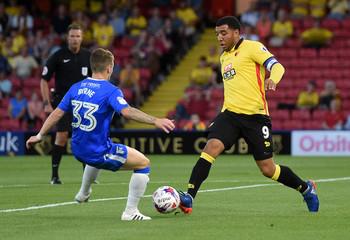 Watford v Gillingham - EFL Cup Second Round
