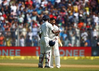 Cricket - India v England - Fourth Test cricket match