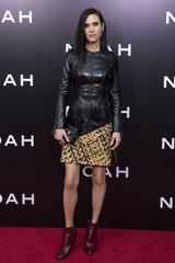 "Cast member Jennifer Connelly attends the U.S. premiere of ""Noah"" in New York"