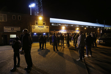 Peterborough United v West Bromwich Albion - FA Cup Fourth Round Replay