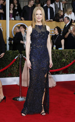 Actress Nicole Kidman arrives at the 19th annual Screen Actors Guild Awards in Los Angeles