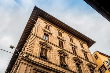 Dans les rues de Florence