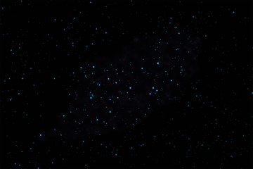 Sky Space Lot of Star Background
