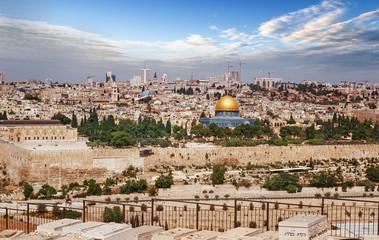 Jerusalem city in Israel