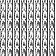 Linear scandinavian seamless pattern for wrapping paper of fabric print.