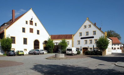 Brauereigasthof in Pfeffenhausen