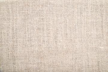 Light beige fabric texture for background. Vintage. Horizontal frame