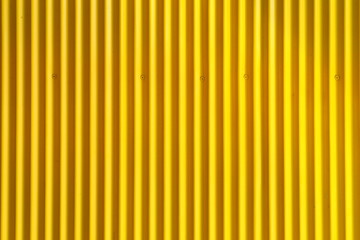 copy space on yellow wall background