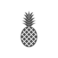 Pineapple Icon - Illustration