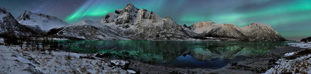 Wall Mural - Norway - Aurora Borealis