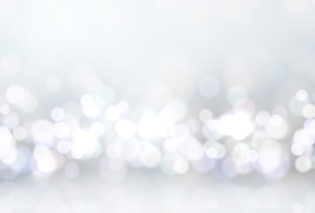 Glare lights bokeh, for holiday background. Magic effect sparkle light. Soft glare, beautiful decoration abstract element.