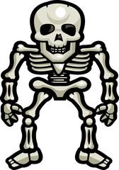 Skeleton Standing