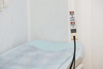 Automatoc massage bed