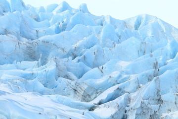Fláajökull, glacier near Höfn in southeast Icelan