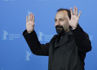 Director Farhadi poses during photocall at 61st Berlinale International Film Festival in Berlin
