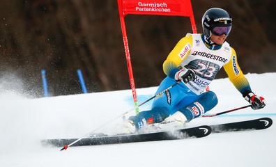 Alpine Skiing - FIS Alpine Skiing World Cup - Men's Giant Slalom