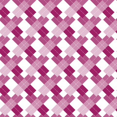 pink shade cross shape with dot line pattern background
