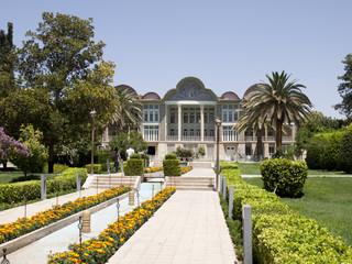 Eram garden. famous garden at Shiraz, Iran