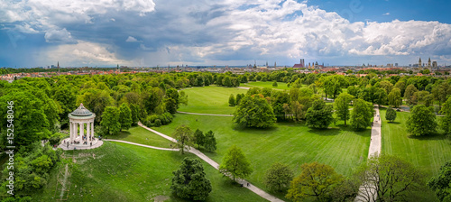 München Englischer Garten Stock Photo And Royalty Free Images On