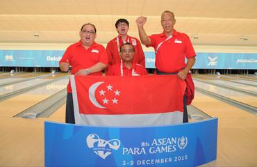 8th ASEAN Para Games 2015