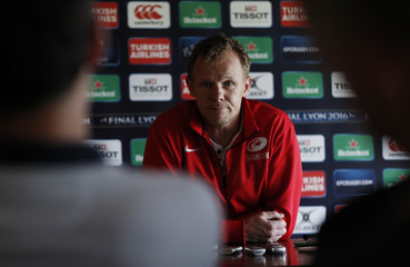 European Rugby Champions Cup Final Preview Press Conference