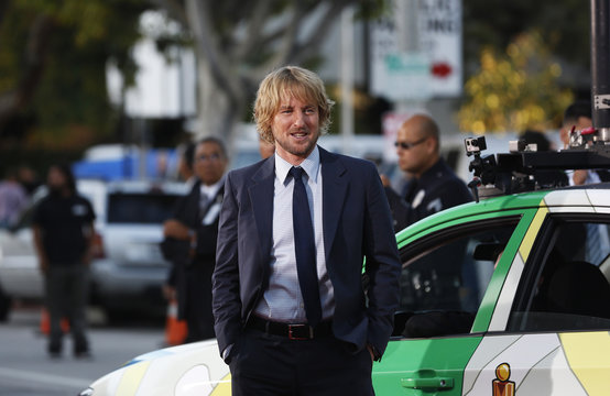 """Cast member Wilson arrives at the premiere of """"The Internship"""" in Los Angeles"""